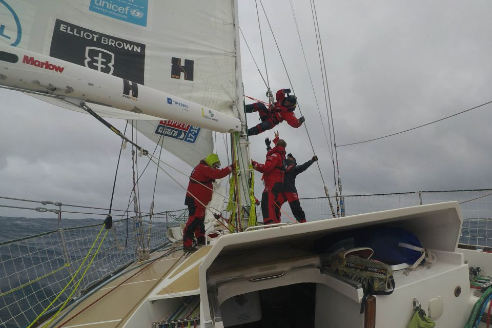 Clipper race blog 9: Race to Sydney