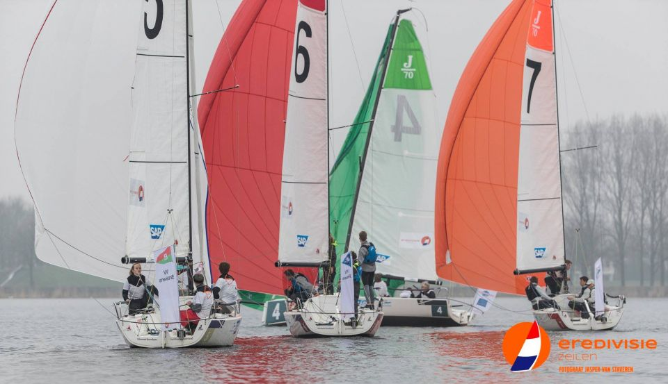 Marlow Announces Dutch National Sailing League Sponsorship