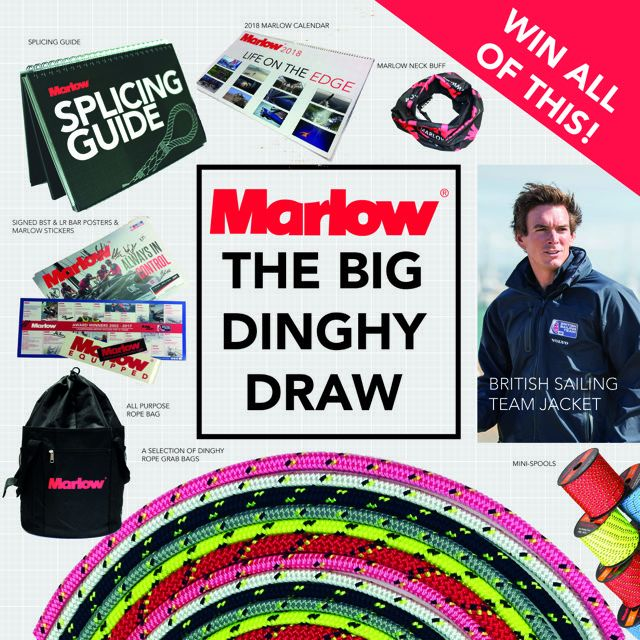 DINGHY DRAW COMPETITION