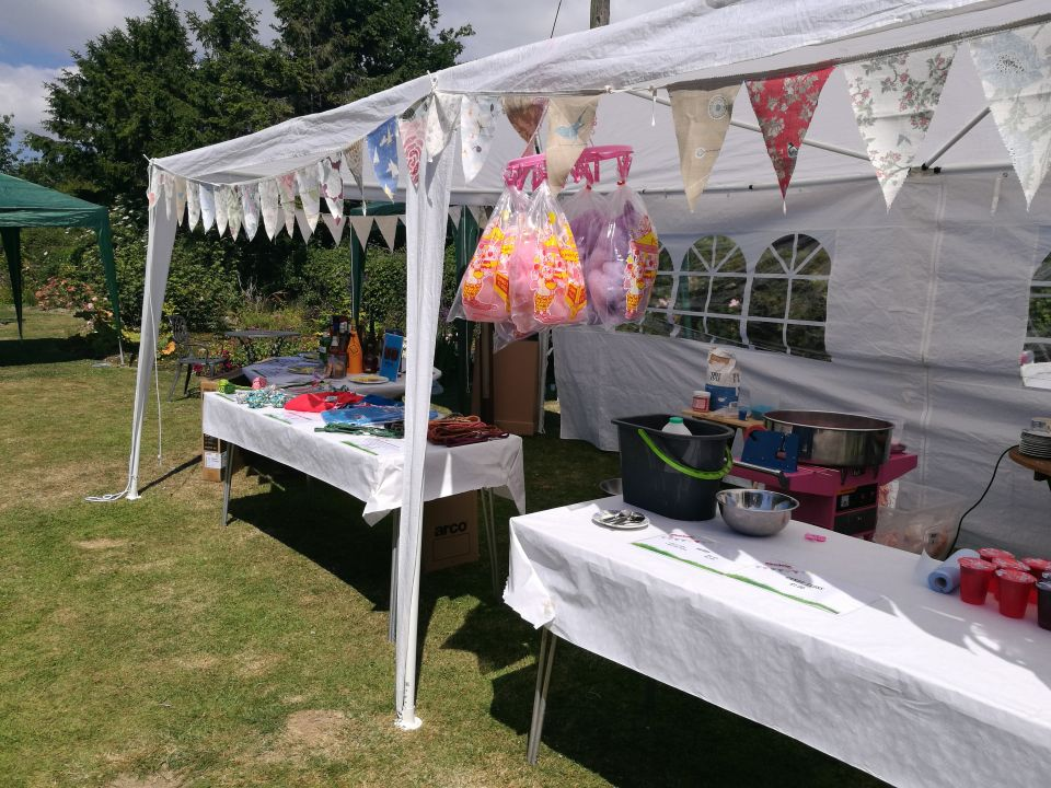 Marlow Ropes Charitable Trust Garden Party 2