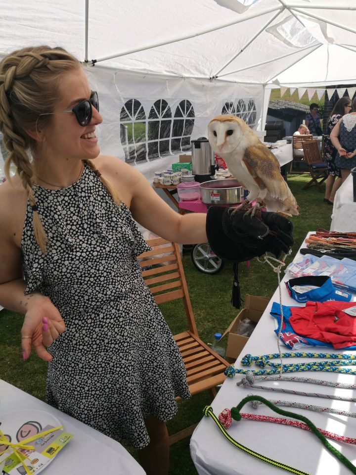 Marlow Ropes charitable Trust Garden Party