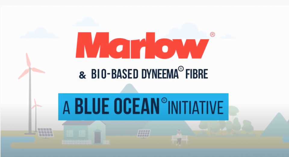 bio dyneema blue ocean initiative