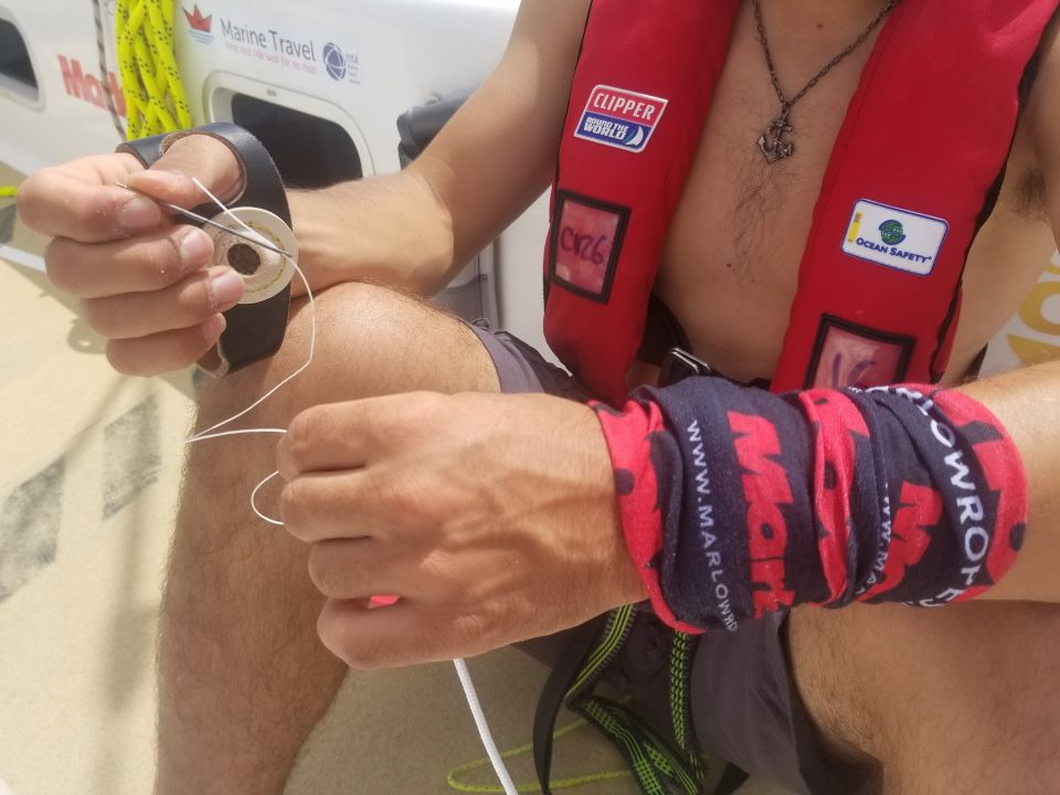 Clipper Race Blog 4