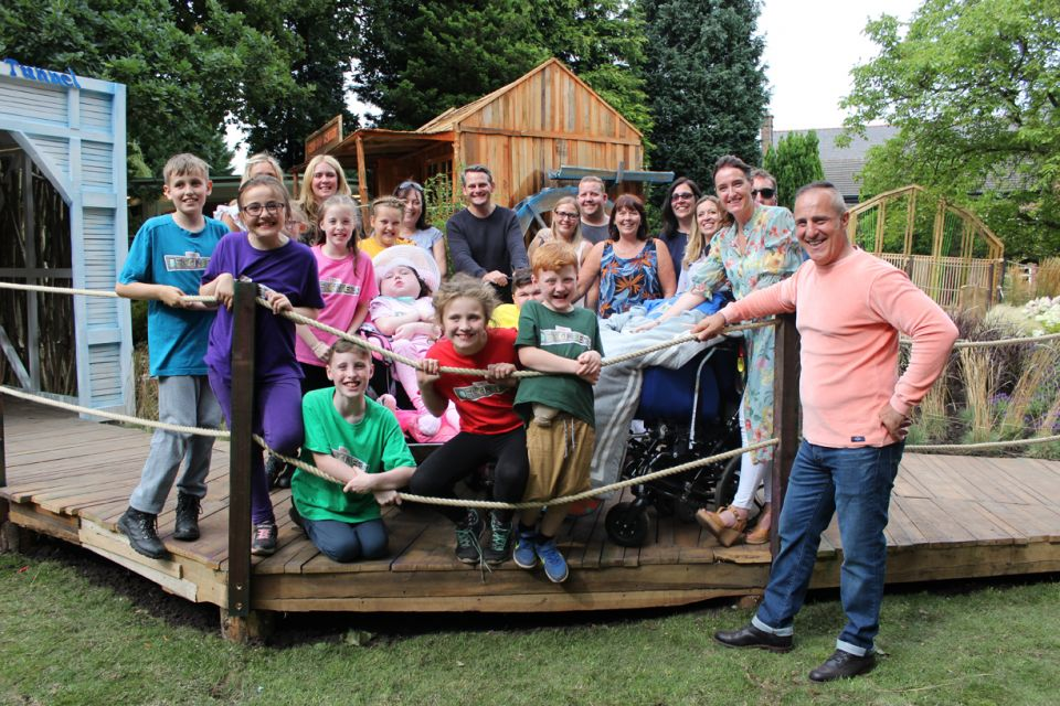 Marlow Ropes supply rope to CBBC charity project