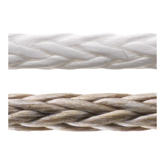 D12 White and Beige Rope Examples